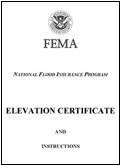 Elevation Certificate cover image