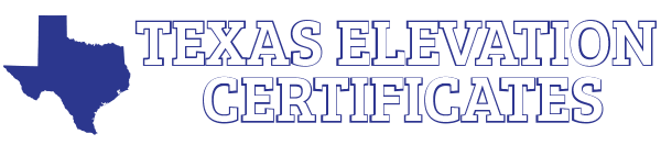 Texas Elevation Certificates